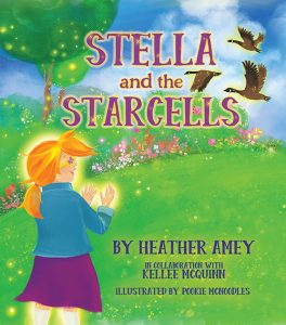 Stella and the Starcells book cover